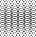 D36.3U Trellis sheet A4 – White Velvet