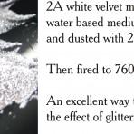 R230UF Y230UF Silver Glitter
