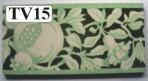 "TV15 Victorian border tile – 6"" x 3"""
