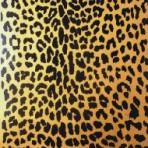 D120.1UGMB Leopard print (A4) – Ultra Gold/Matt Black