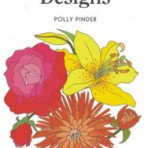 BK112 Garden Flower Designs (line drawings)