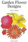 BK112 Garden Flower Designs (line drawings)