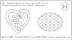 D92 Raised enamel designs for E6.3A/E5.3 – grey
