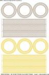 """D99S 2"""" Cloisonne box x 3 sets – paste + silver"""