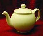 """GC10.3 6 cup teapot 5.5""""d x 6"""""""