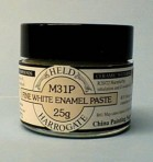 M31 Dense white enamel POWDER 25g