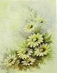 PS267B Yellow Daisies