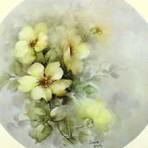 SA10 Yellow wild roses