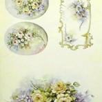SA30 Plaque with four designs