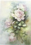 SA94 Pink roses